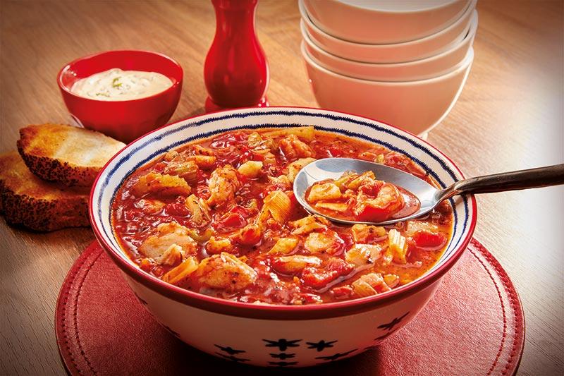 One Pot Italian Fish Stew