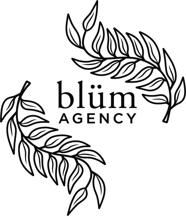 Blüm Agency logo