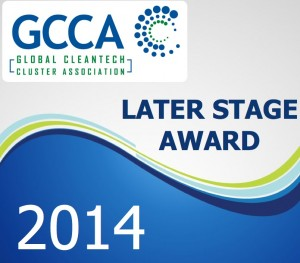 GCCA Later Stage Award 2014 Icon