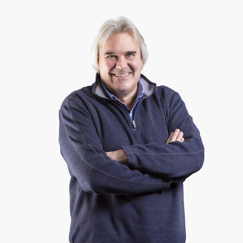 Steve Slater Headshot