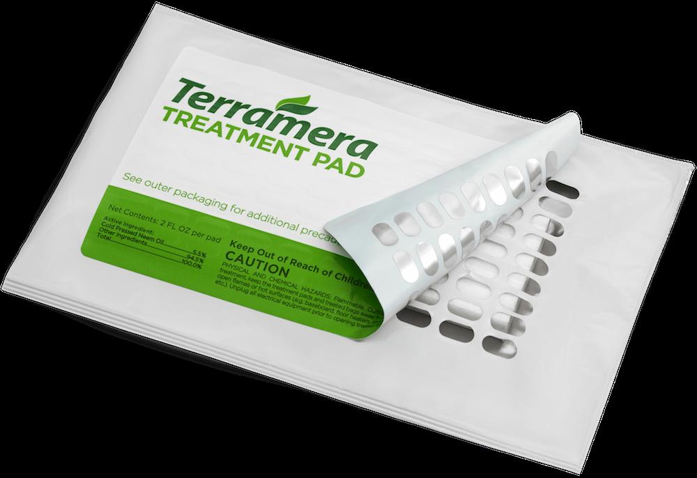 Terramera Treatment Pad