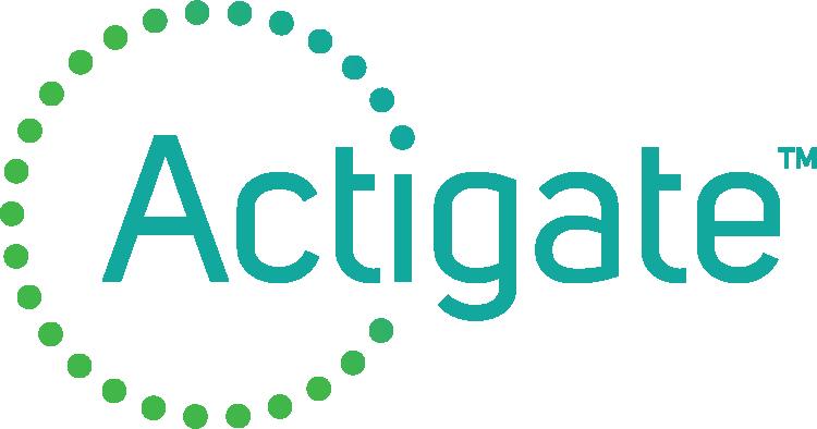 Actigate Logo