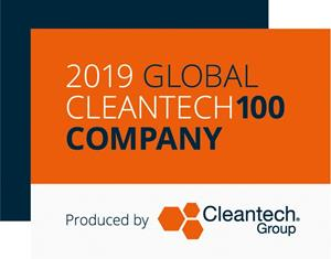 2019 Global Cleantech 100 Company Icon