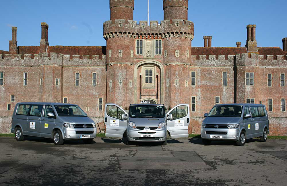 our minibus vehicles