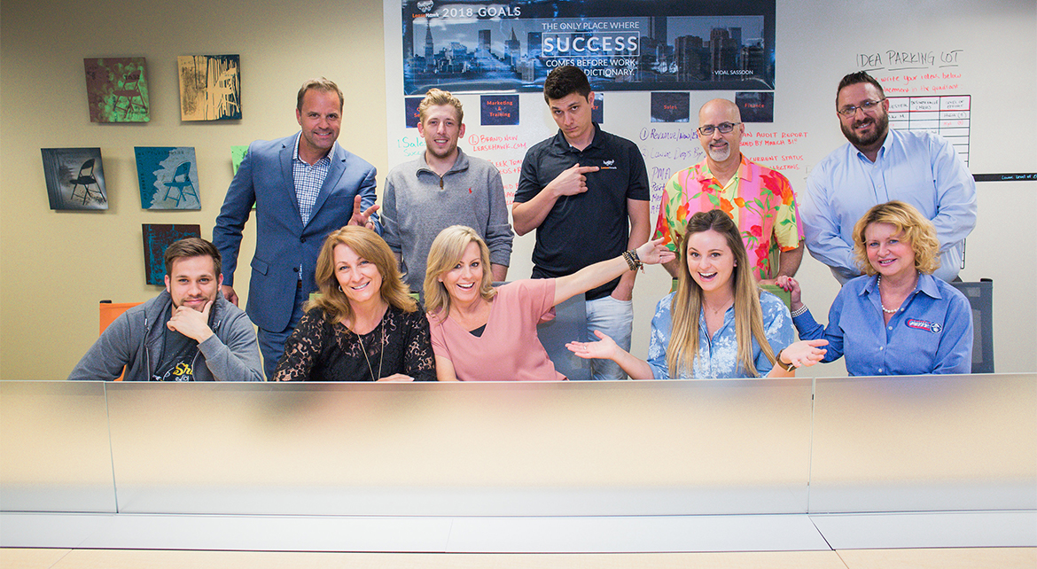 LeaseHawk Sales and Marketing Team