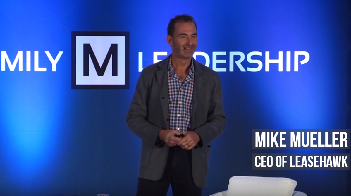 Mike Mueller Multifamily Leadership