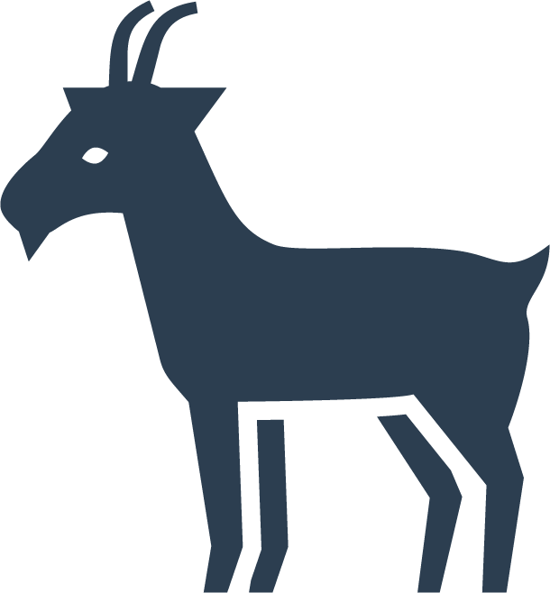 Blue Goat