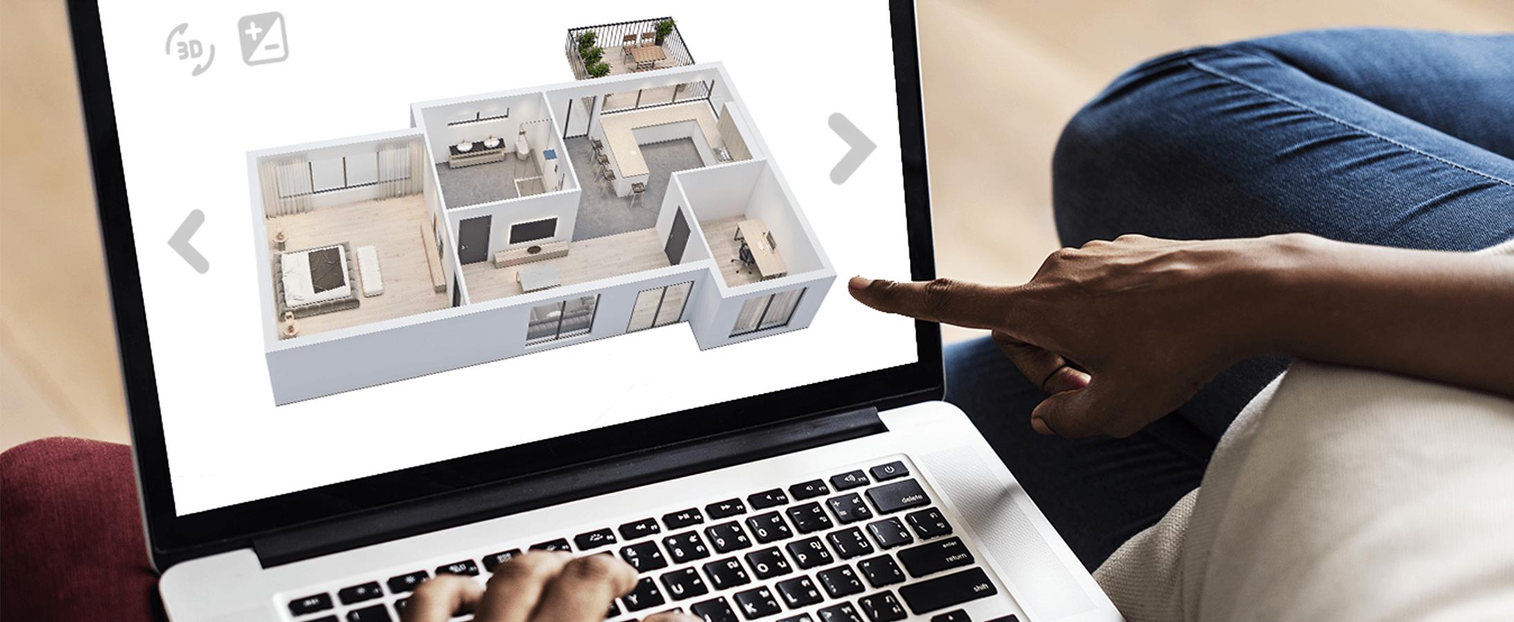 Virtual Apartment Tour