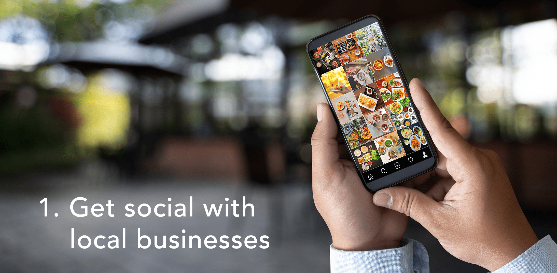 Apartment Marketing Tips - Get social with local businesses