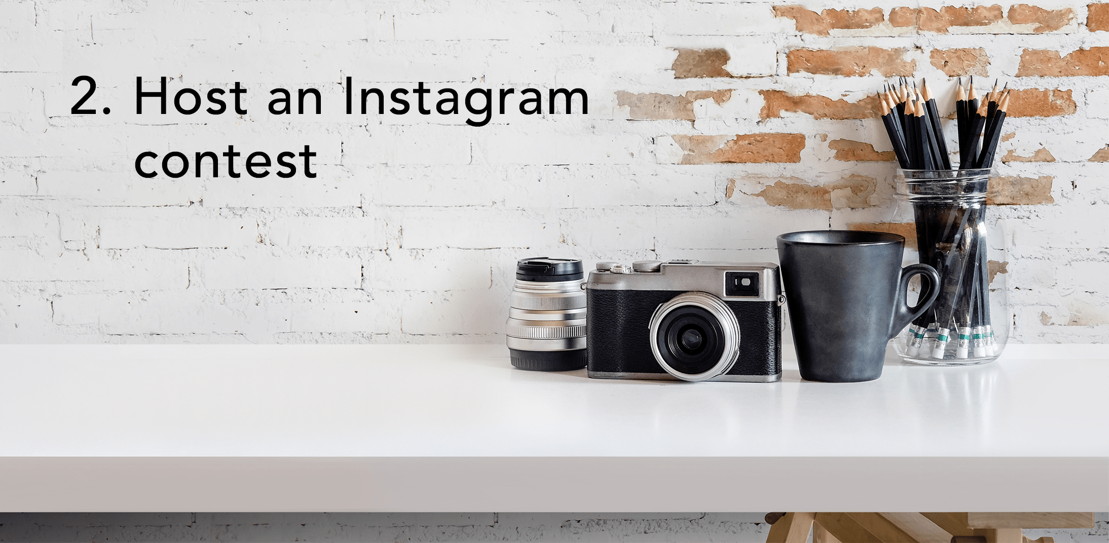 Apartment Marketing Tips - Host an Instagram contest
