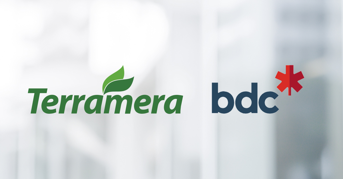 Terramera has received $10 million in financing from BDC to accelerate the development of its game-changing technologies.