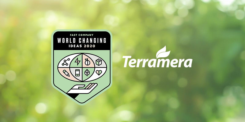Terramera's revolutionary Actigate technology platform, set to transform how food is grown and the economics of agriculture, receives honors in both Food and General Excellence categories.