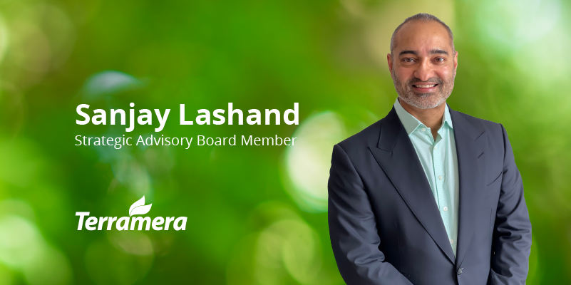 Digital business model expert, Sanjay Lashand, joins Terramera's Strategic Advisory Board to advise on strategically scaling computational chemistry expertise to bring technology to digital commercialization ‍