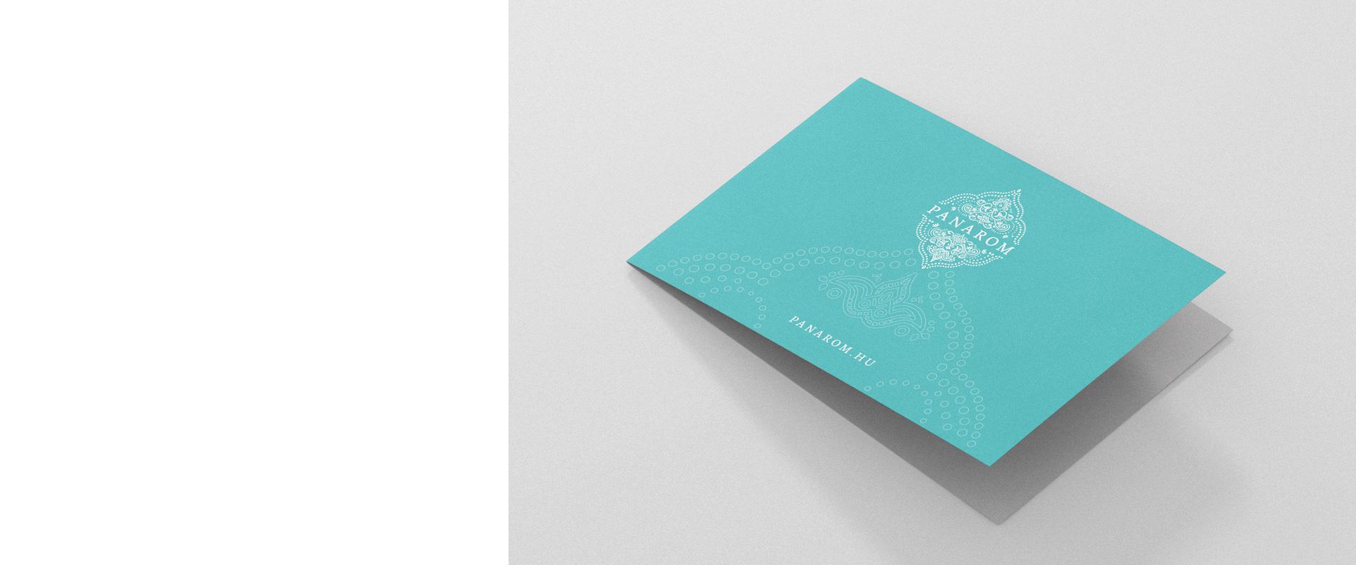 Panarom Card