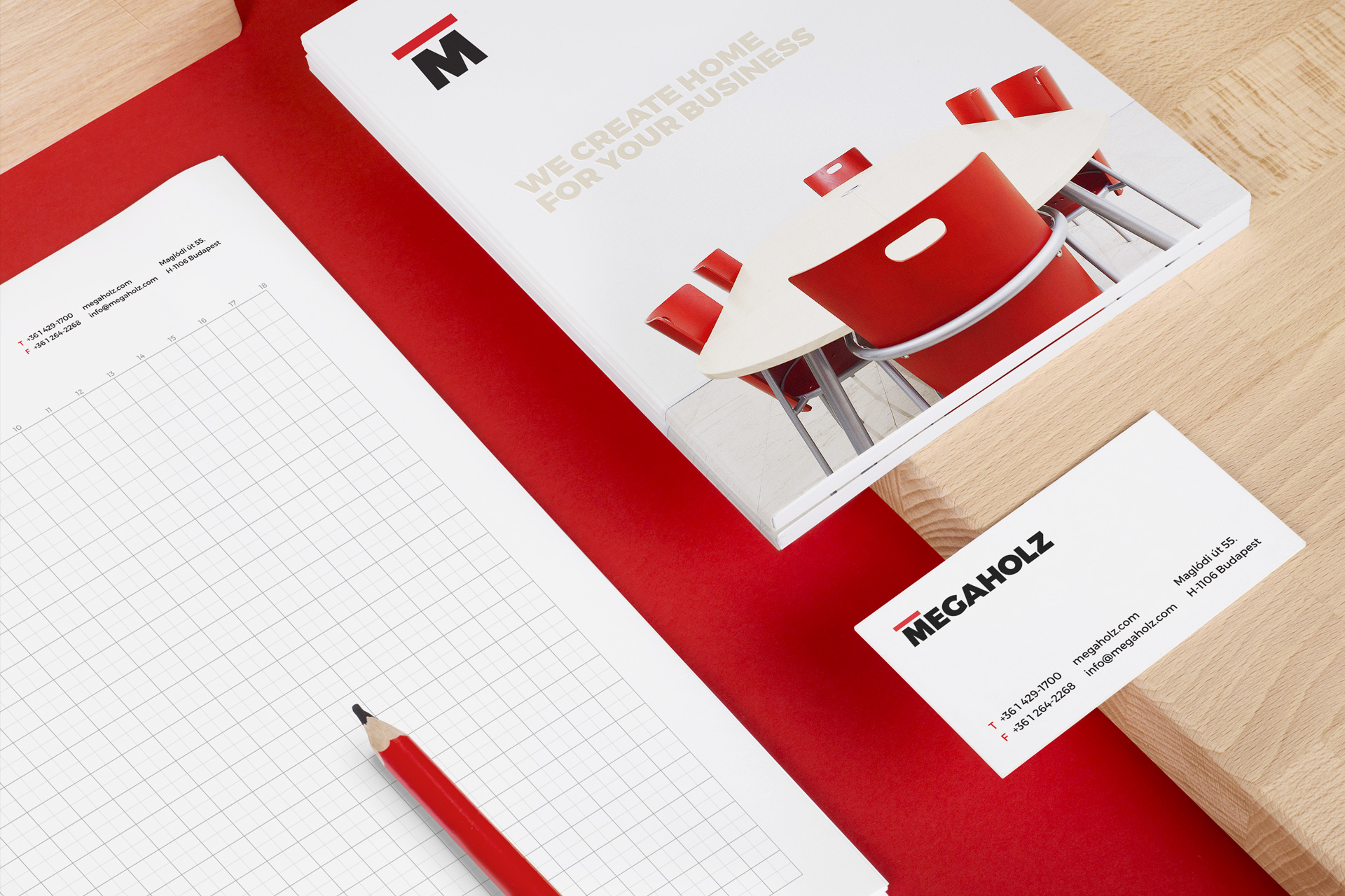 Megaholz Brochure