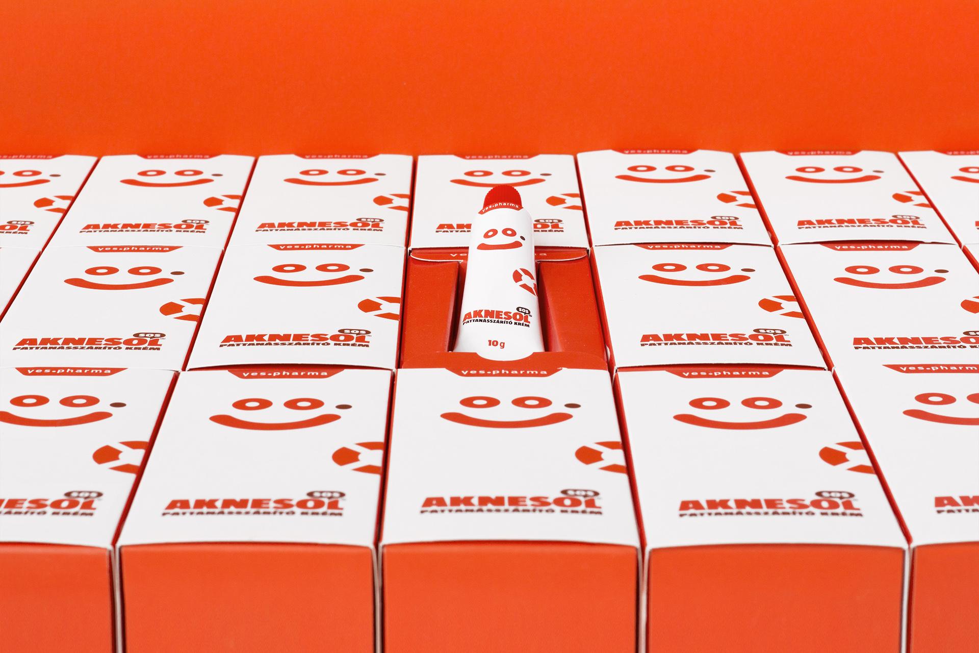 Aknesol SOS Package
