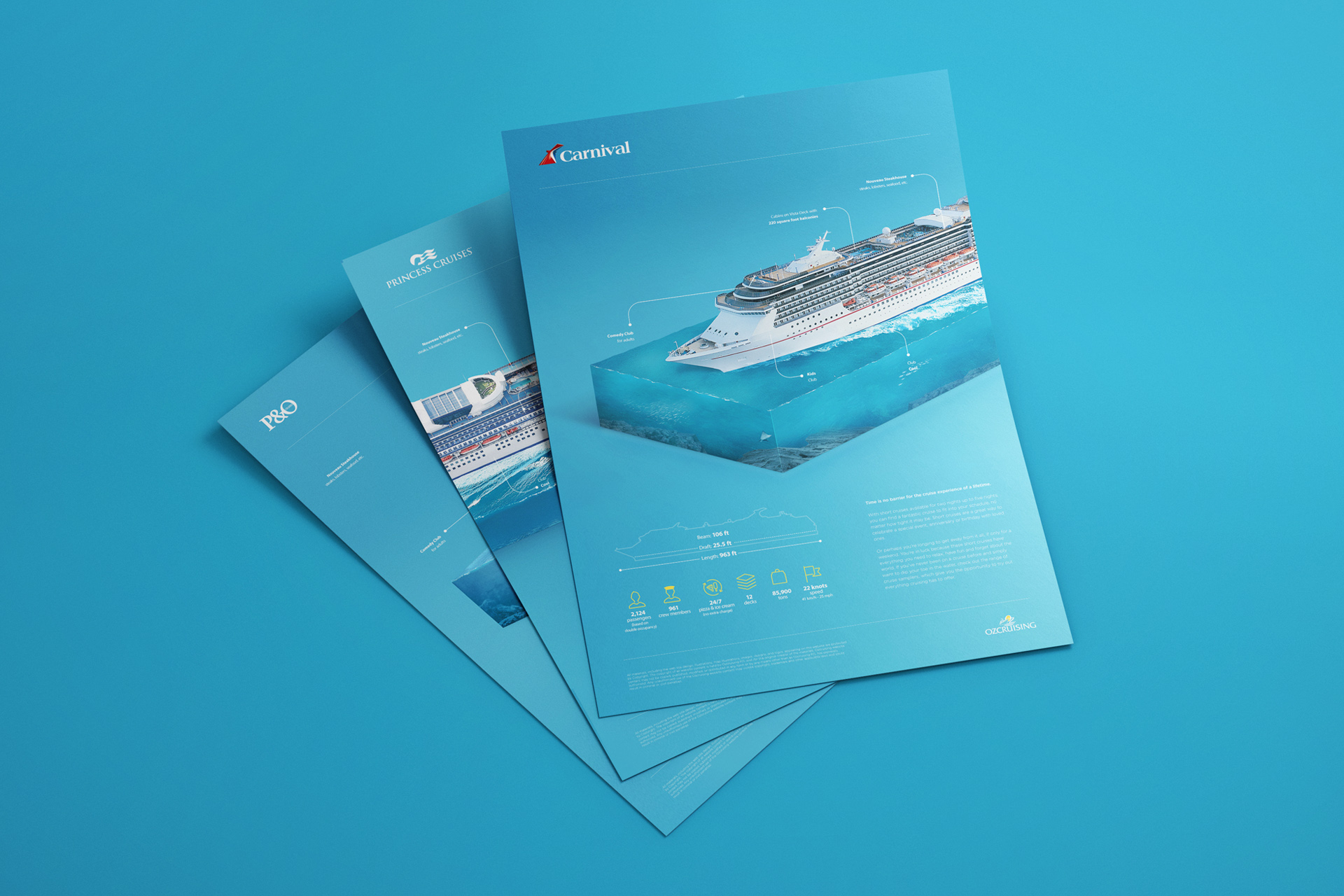 Ozcruising Brochure