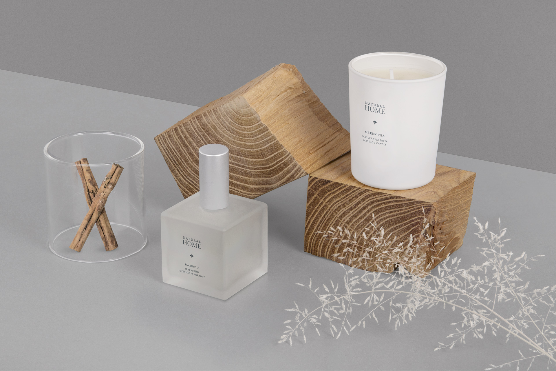 Natural Home Branding