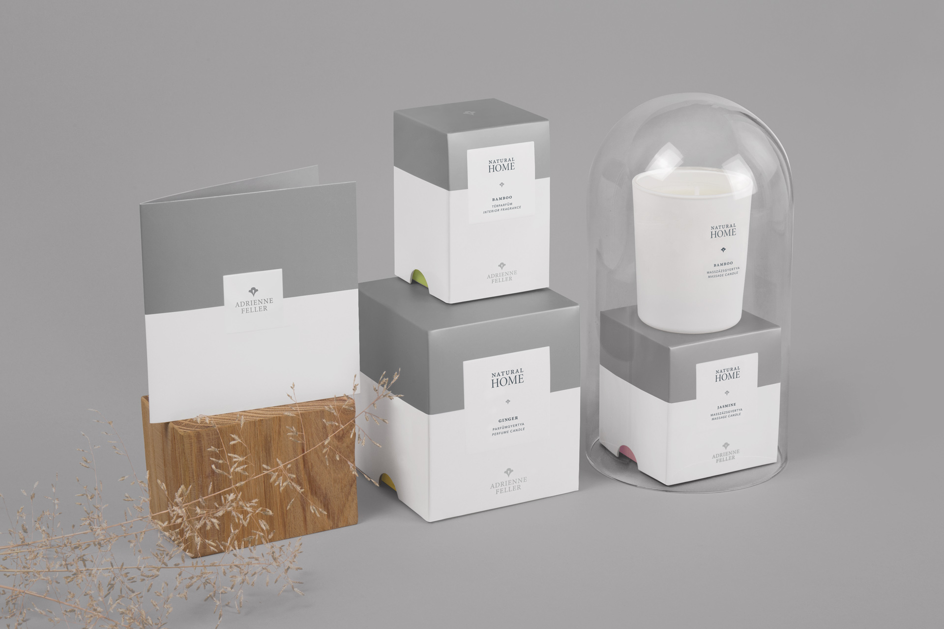 Natural Home Package Design