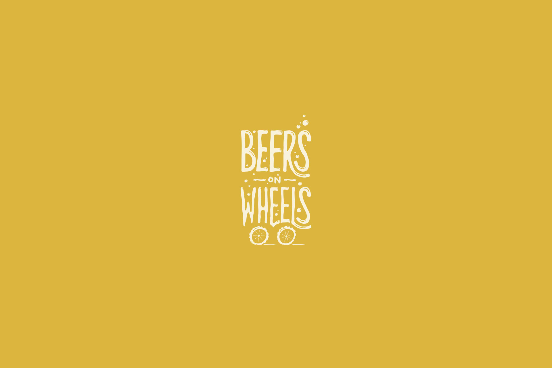 Logos & Brandmarks Beers on Wheels