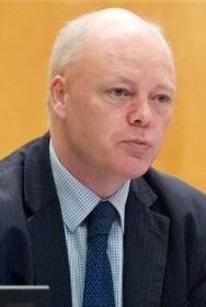 Photo of Steven Vale, Regional Adviser in Statistics at UNECE.