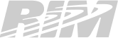 Research In Motion logo in color gray