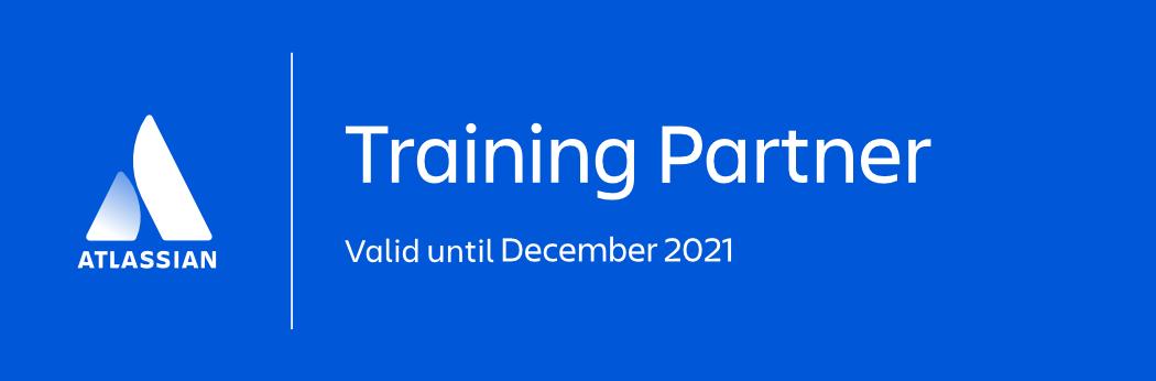 Atlassian Training Partner Certificate