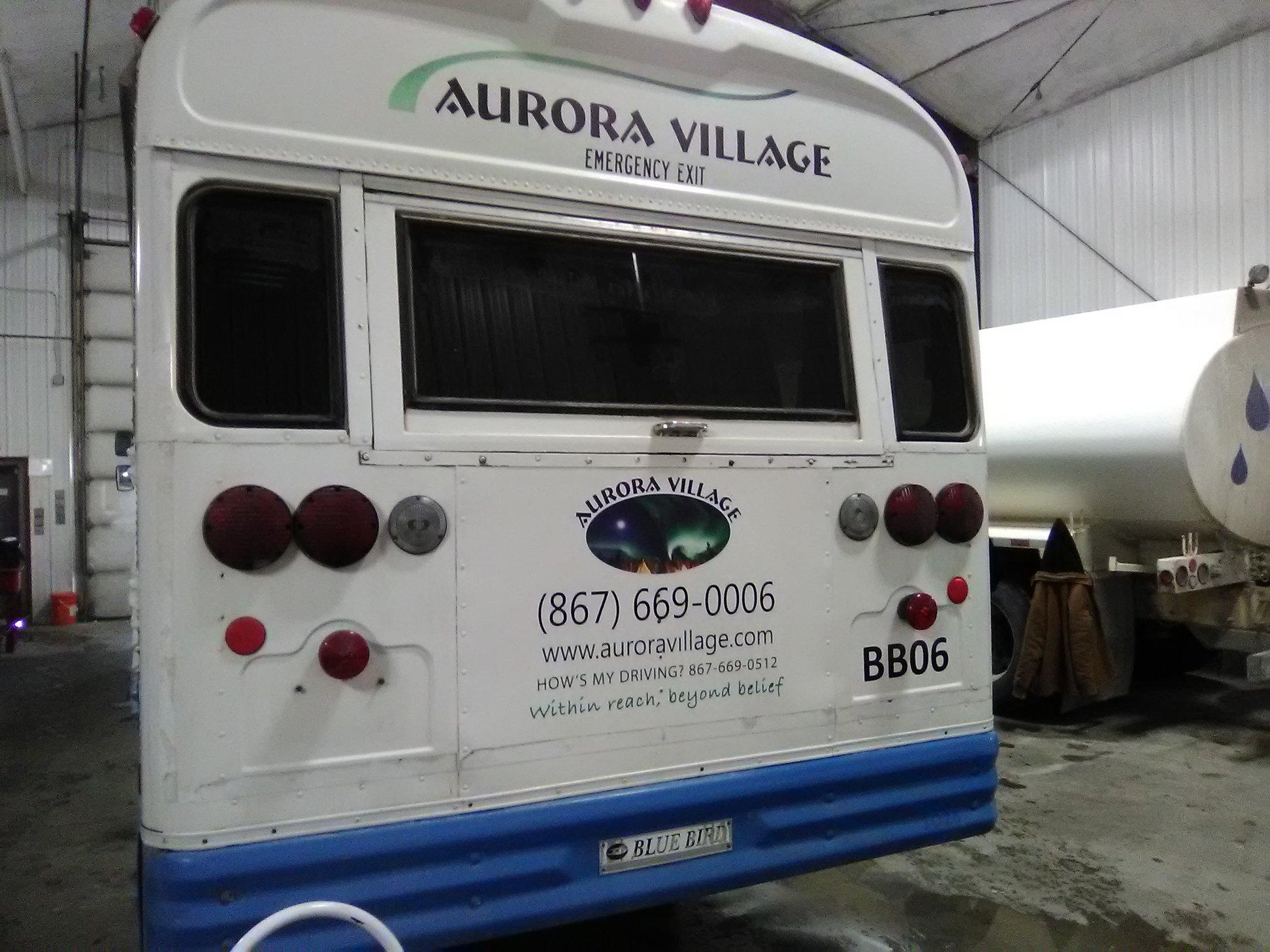 Aurora Village Commercial Fleet.