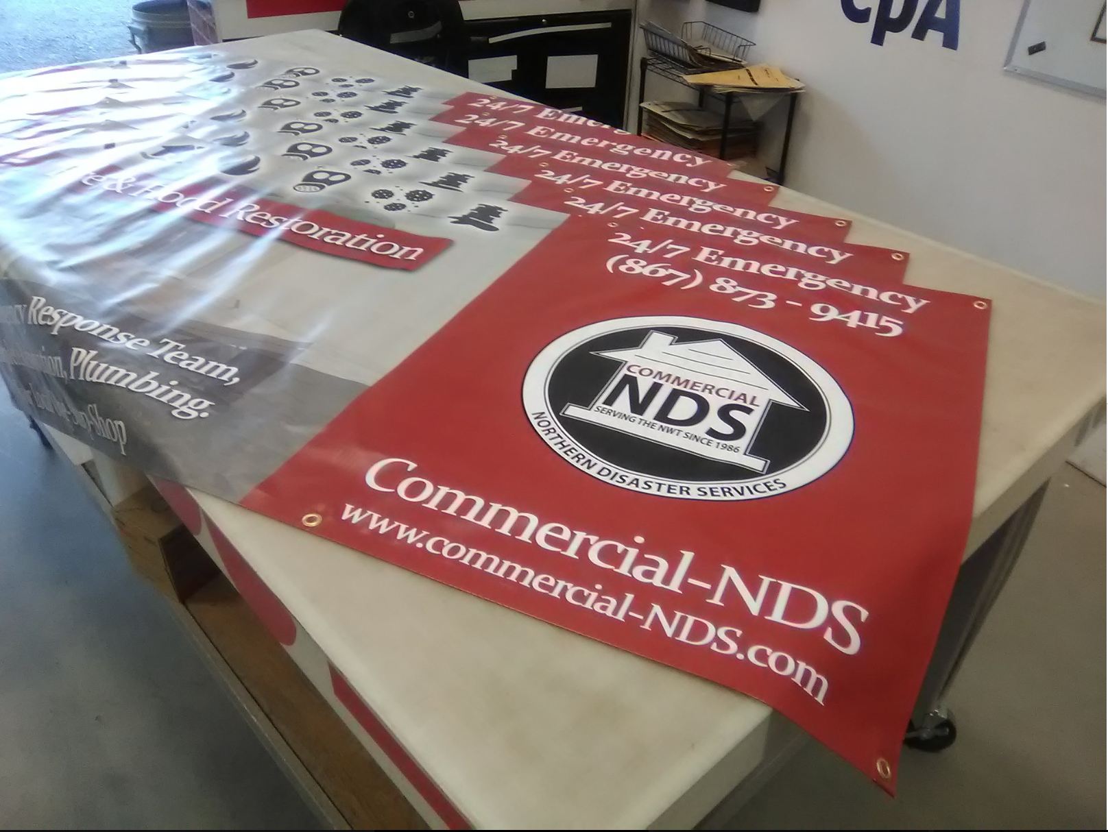 Northern Disaster Services