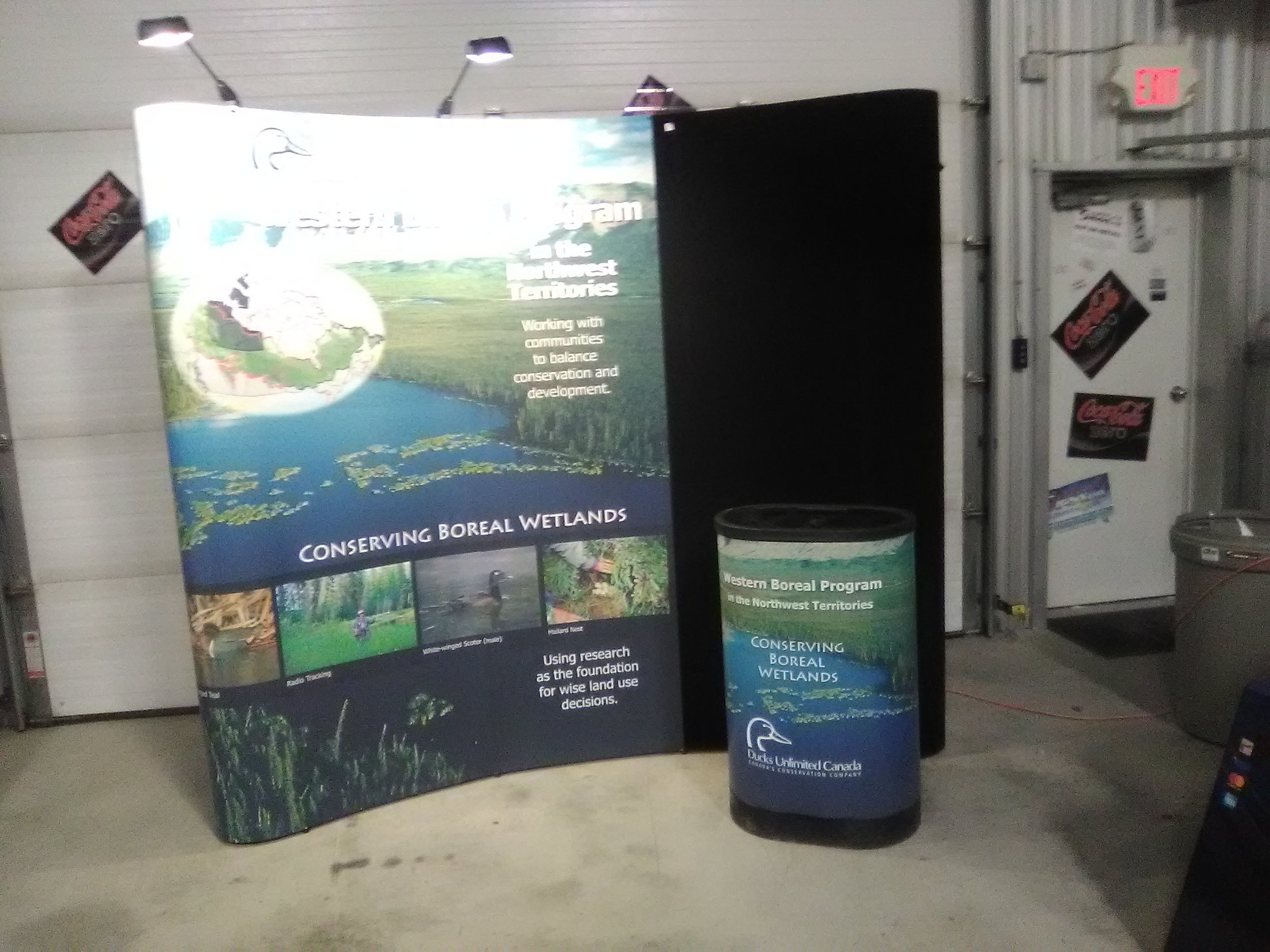 Trade Show Booth & Stand