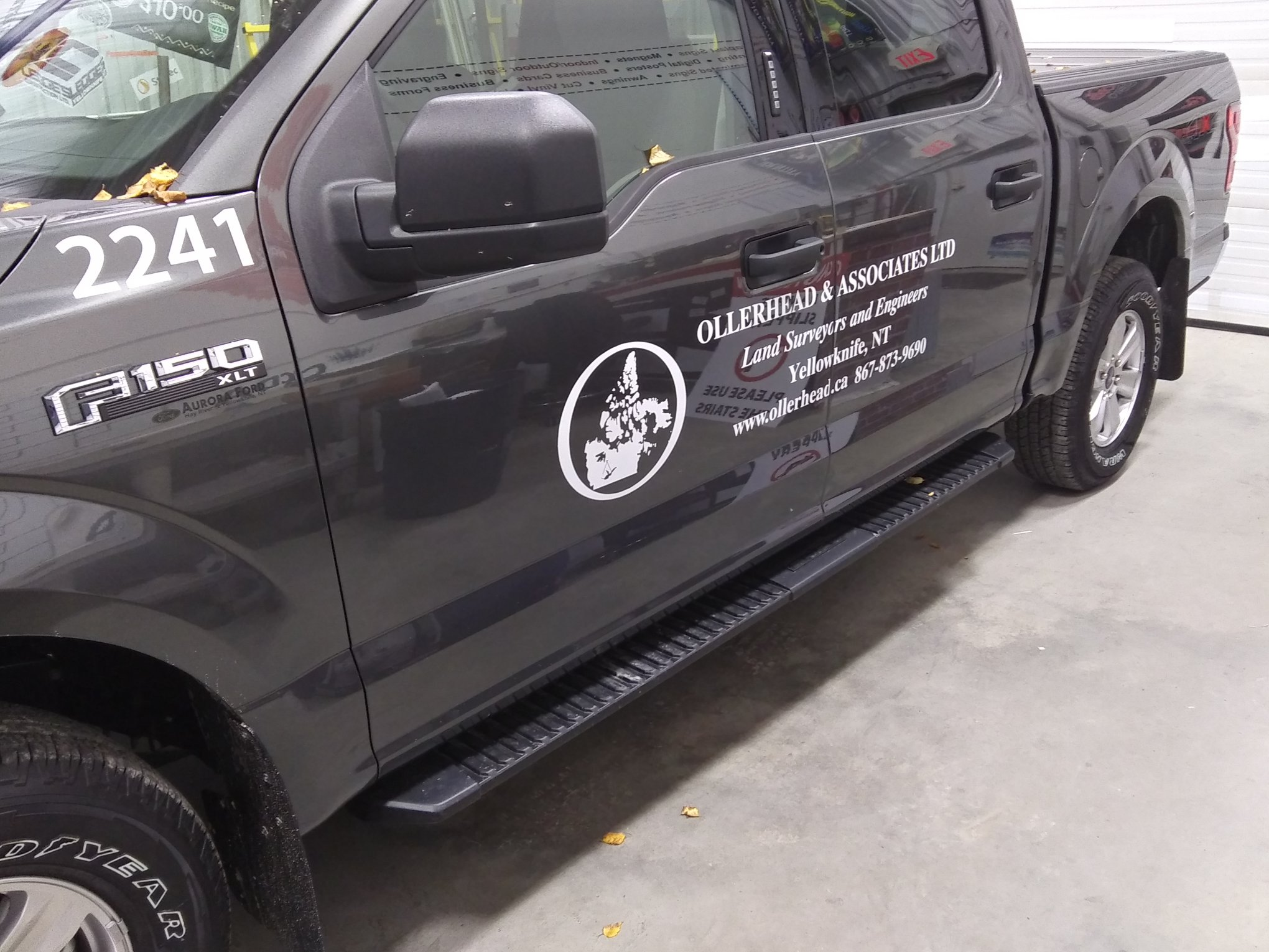 Custom Vehicle Decals