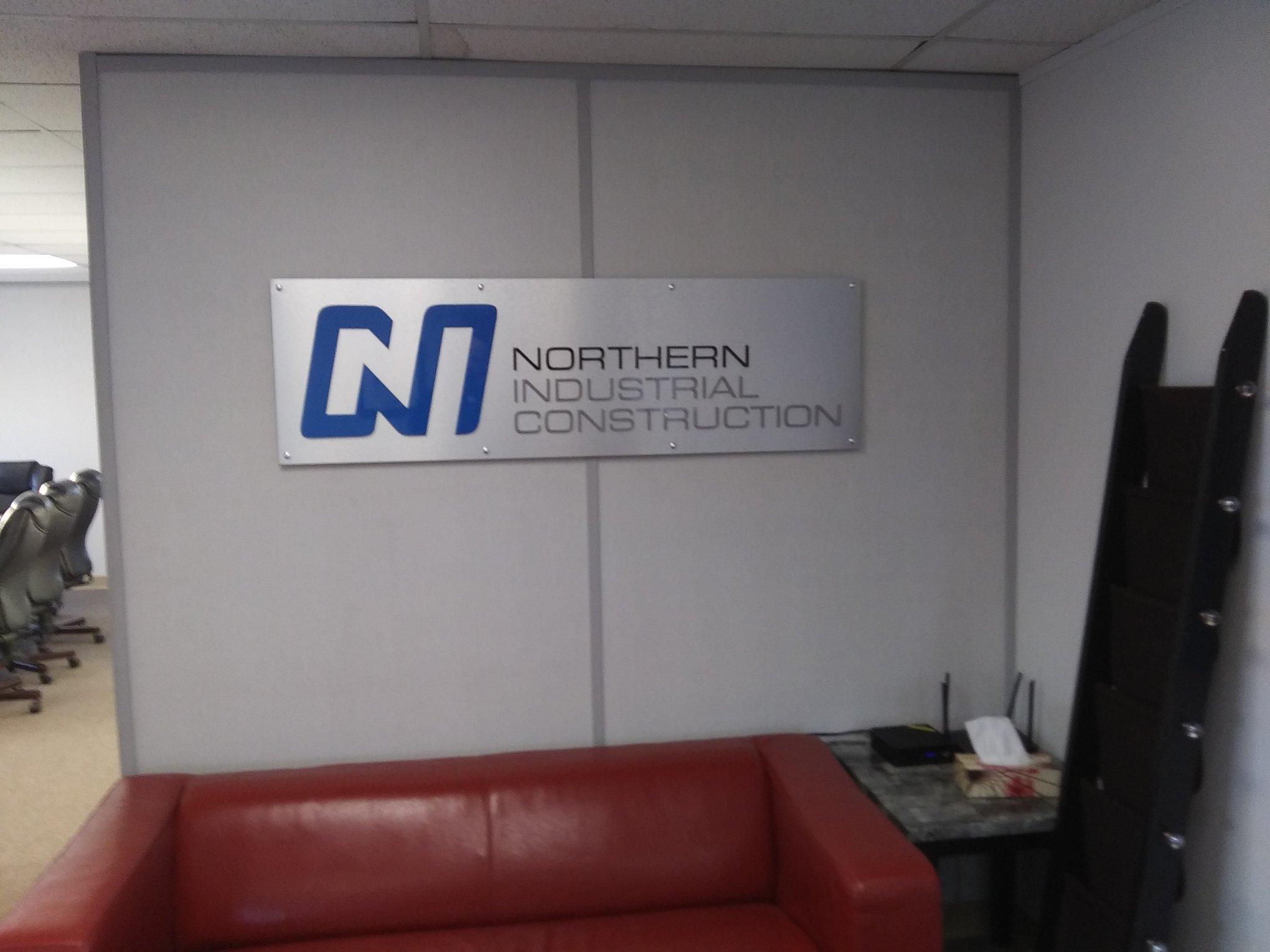 Custom Interior Signage