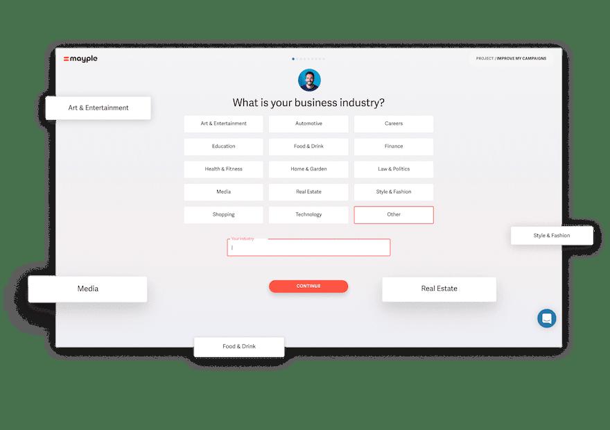 Brief at Mayple App