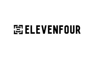 elevenfour logo