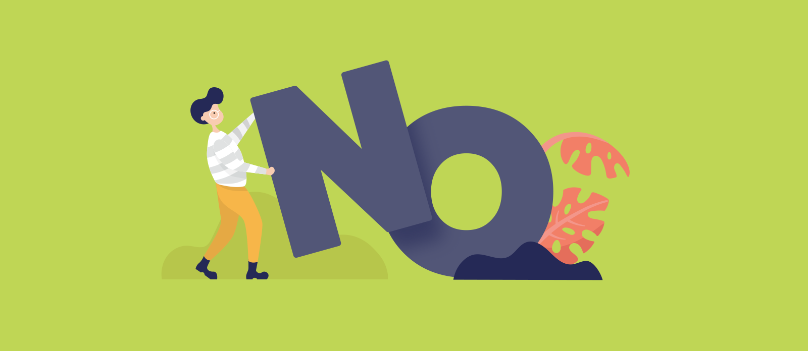 Four Different Ways to Say No Politely | TeamGantt