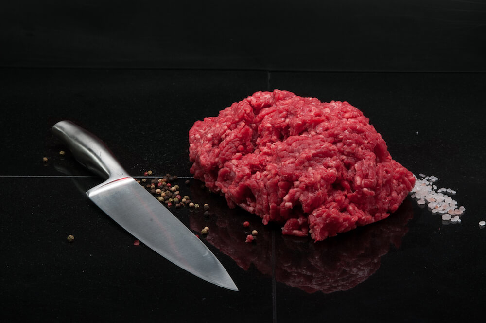 Minced Chuck Steak