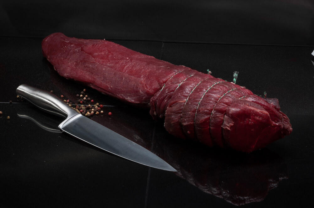 Long Fillet of Beef