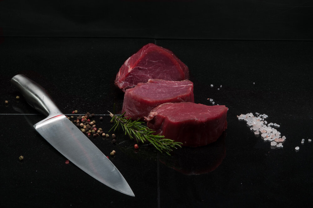 Middle Cut Fillet Steak
