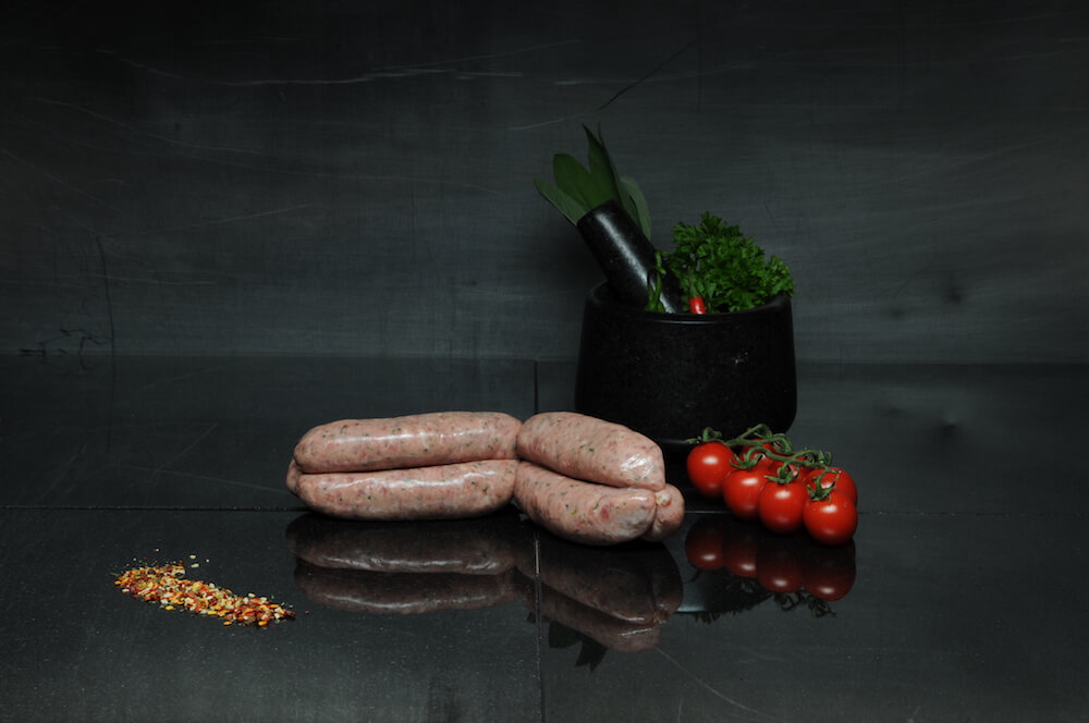 Wild Boar & Apple Sausages