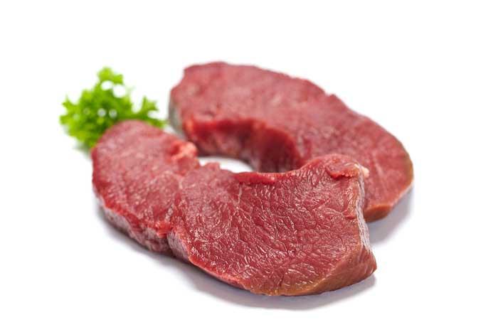 Venison Steaks (Haunch)