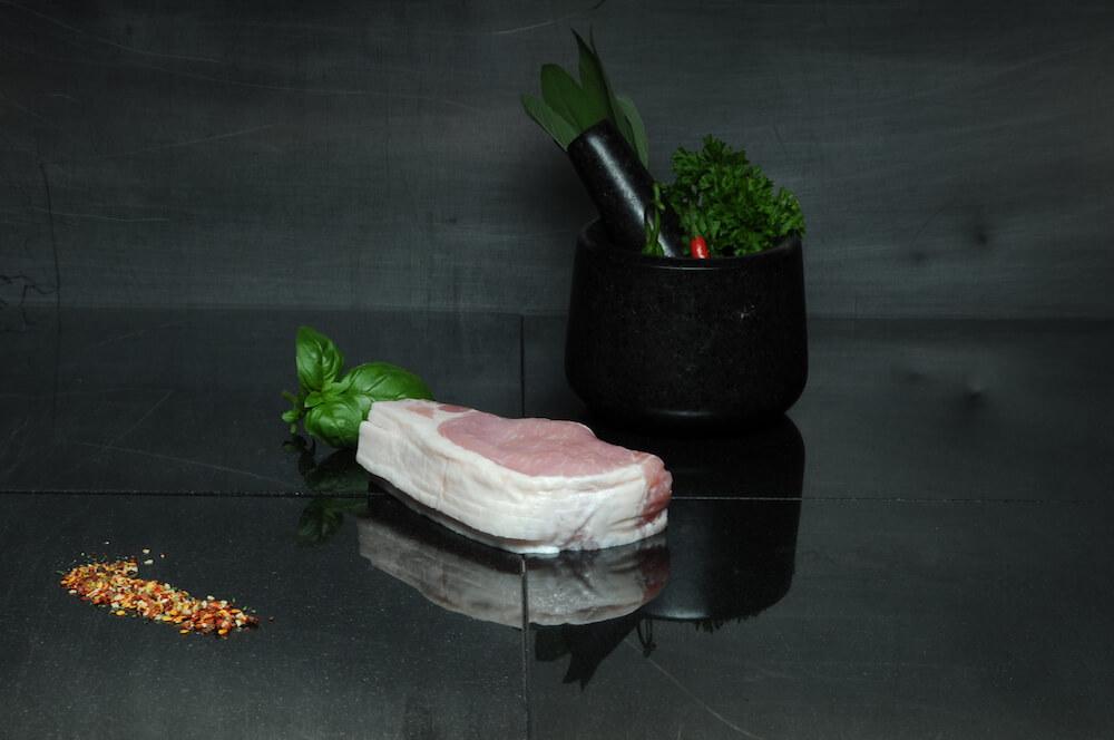 Dry Cure Free Range Back Bacon