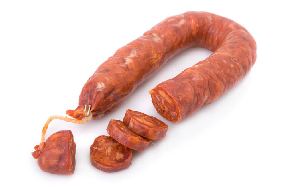 Chorizo Curls