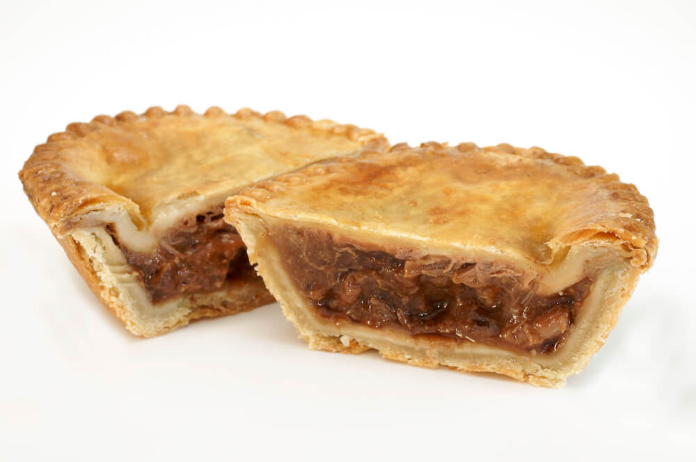 Minced Beef Pies