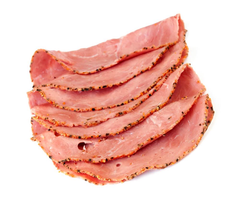 Sliced Pastrami (454g)