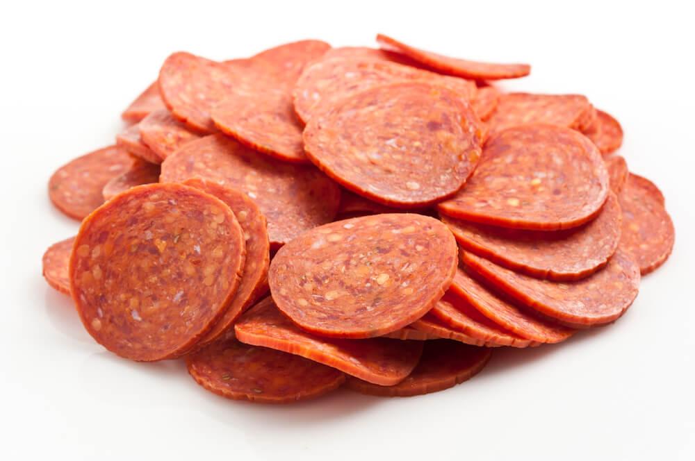 Sliced Pepperoni (1 kilo)