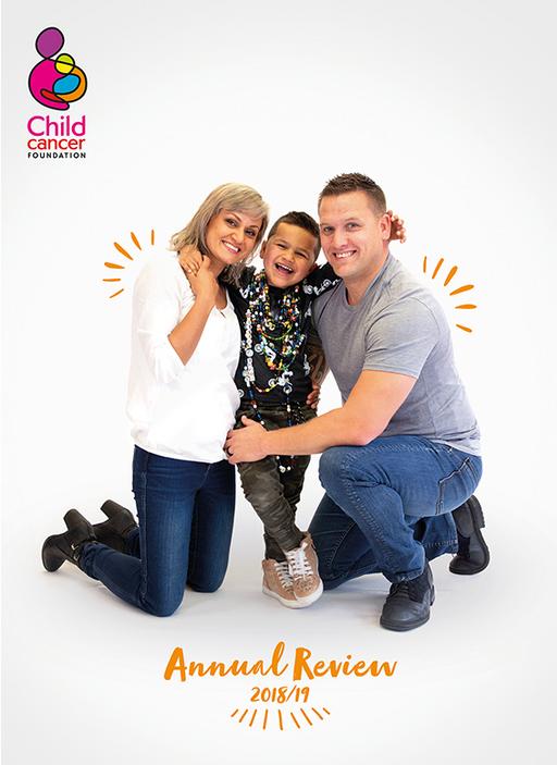 Child Cancer Foundation  - Writer & Editor