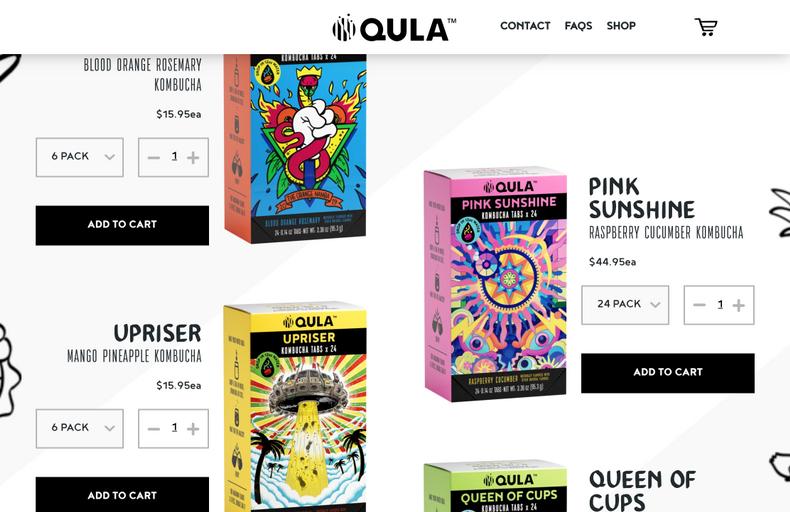 QULA - Web designer / Developer