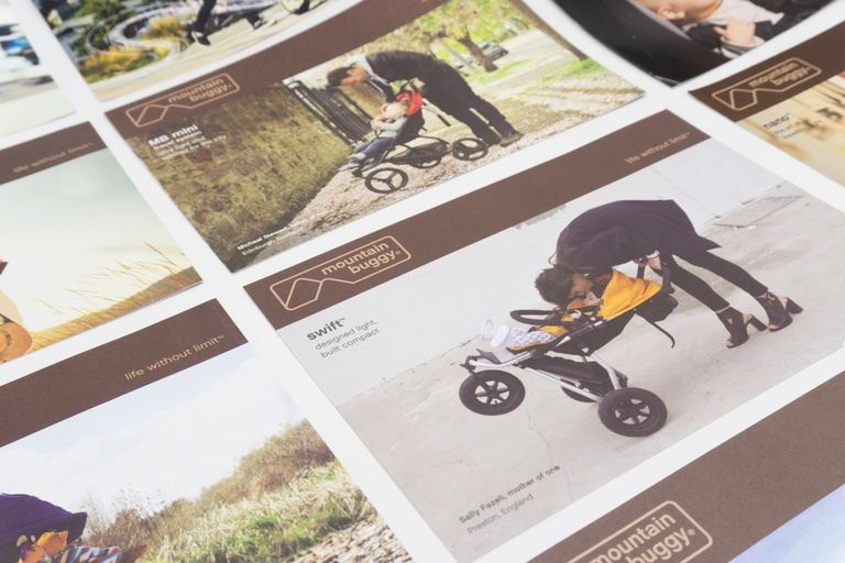 Mountain Buggy - Design Director & Graphic Designer
