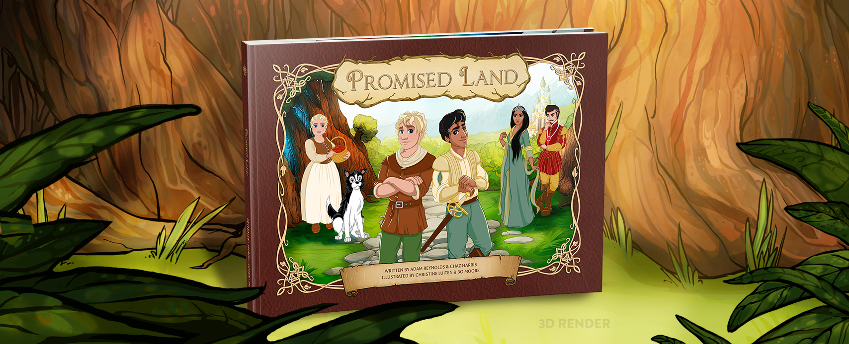 Promised Land Tales - Adam Reynolds