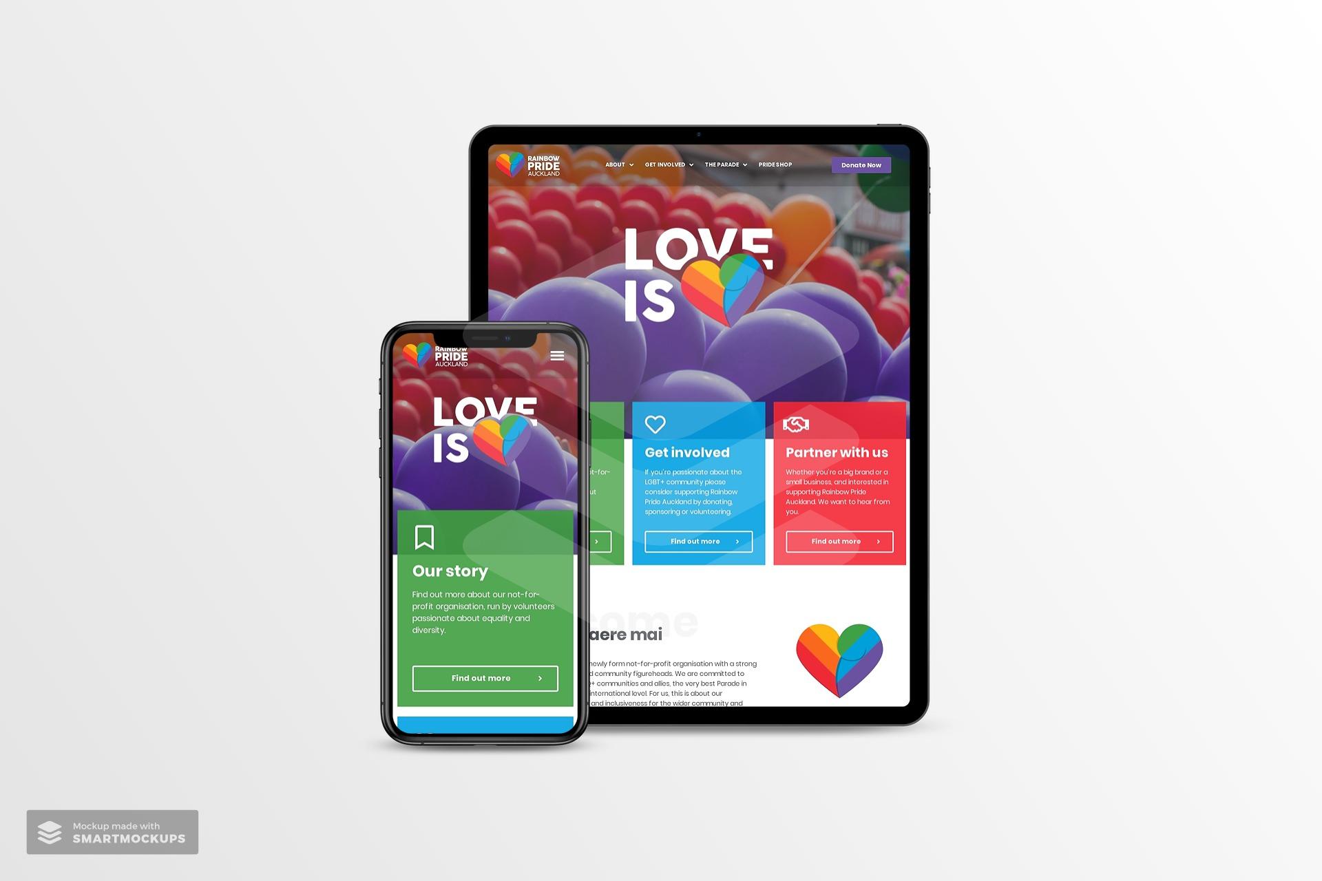 Rainbow Pride Auckland Inc. - Nathan Moss-Penman